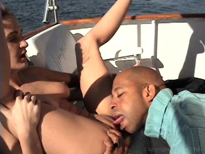 Jessica interracial booty patrol 3