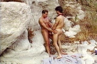 1980's Outdoor Fucking With Eric Manchester And Charlie Stone