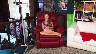 Streaming porn video still #1 from Petite Coeds 3