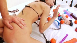 Streaming porn video still #9 from Anal Acrobats #7