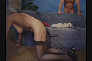 Streaming porn scene video image #6 from Grannys getting gangbanged by own nephews compilation