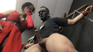 Streaming porn video still #1 from Evil As They Cum
