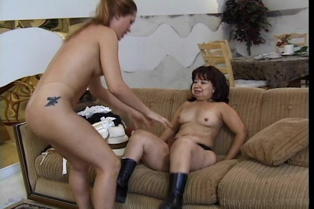 Streaming porn video still #1 from Little Whores on the Prairie
