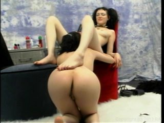 Streaming porn video still #8 from Pretty Feet #6