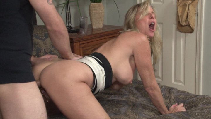Streaming porn video still #3 from Mother's Seductions #2