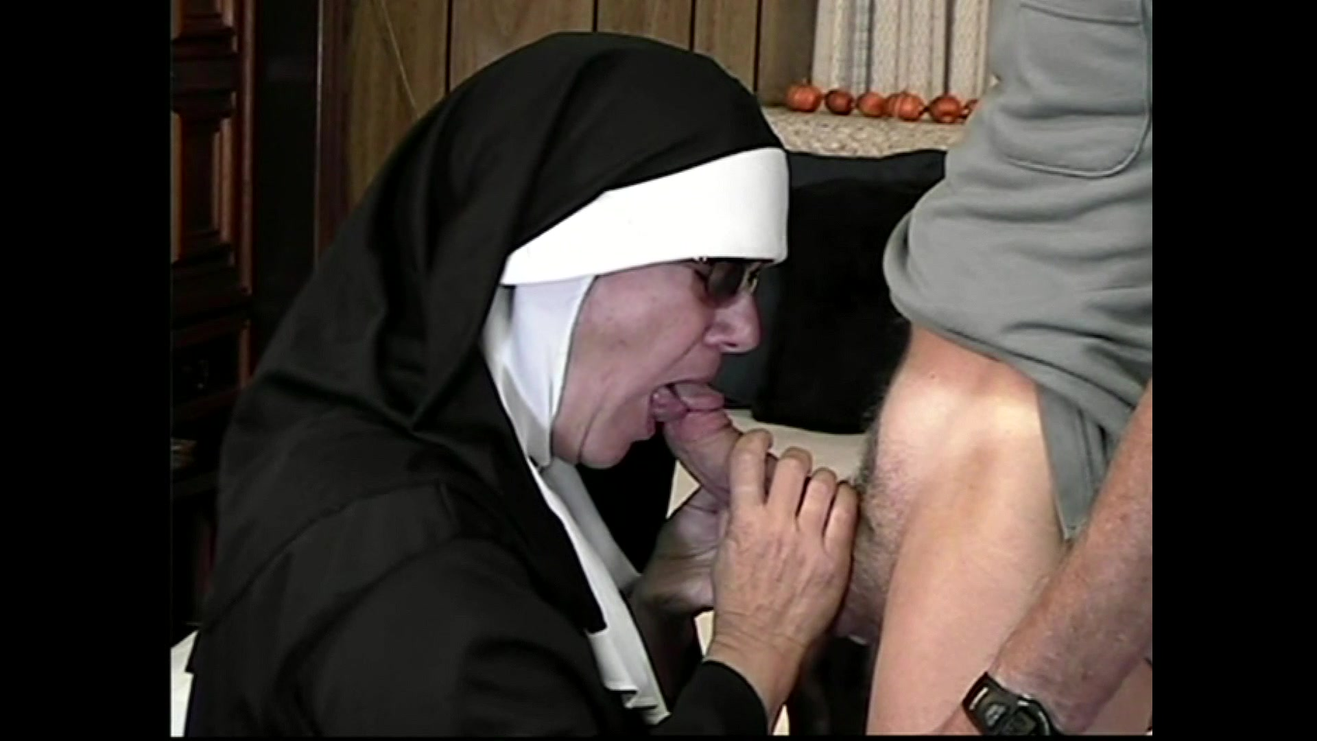 Watch Priest Fucks Pregnant Nun