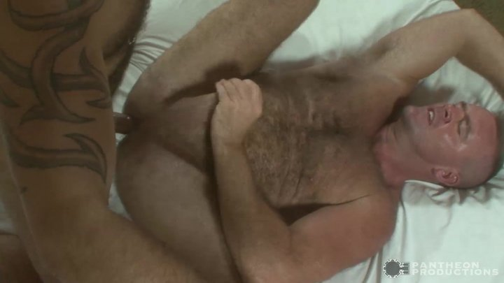 Streaming porn video still #1 from Muscle & Fur