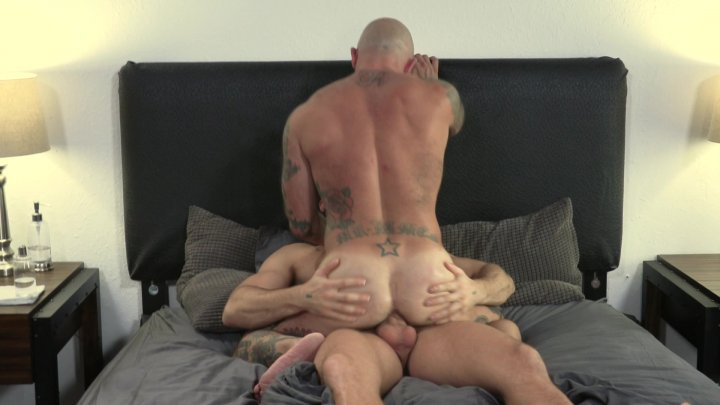 Streaming porn video still #1 from Loaded: Muscle Fuck!