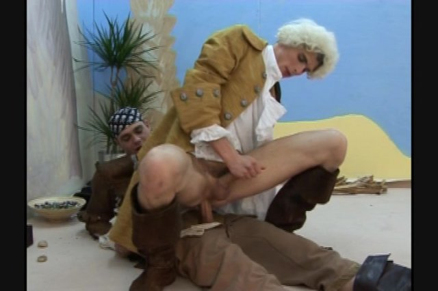 Streaming porn video still #4 from Bareback Pirates