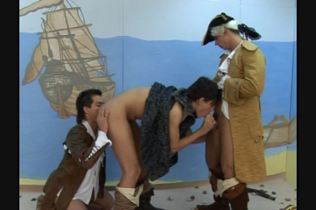 Streaming porn video still #1 from Bareback Pirates