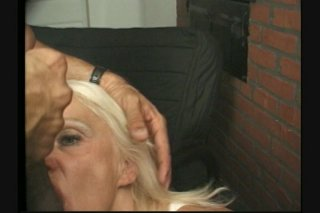 Streaming porn scene video image #6 from Granny in hot threesome
