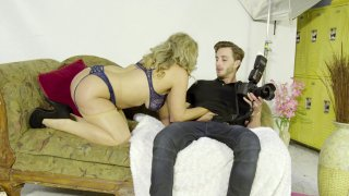 Streaming porn video still #2 from Seduced By The Boss's Wife 8