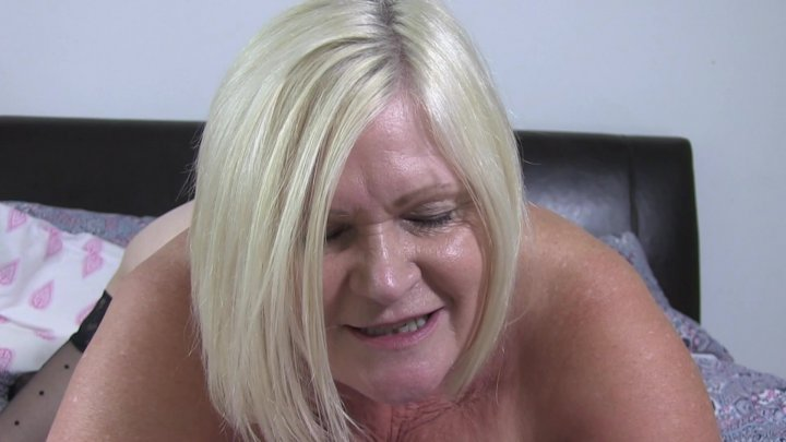 Streaming porn video still #1 from Granny Butt-Fuck