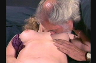 Streaming porn scene video image #5 from Mature father gives a nice facial to his daughter