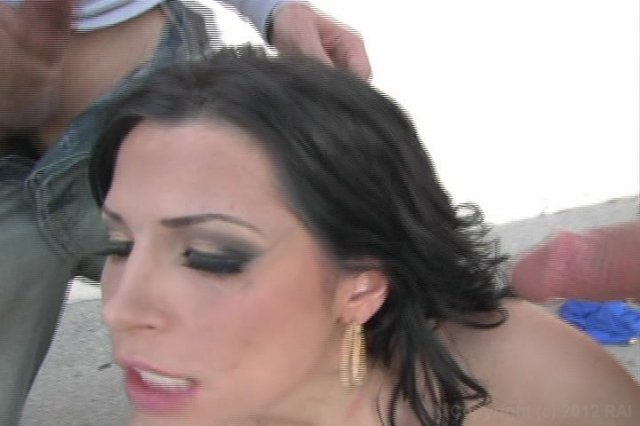 Streaming porn video still #1 from Rebeca Linares Raw
