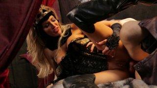 Streaming porn video still #8 from Snow White XXX: An Axel Braun Parody