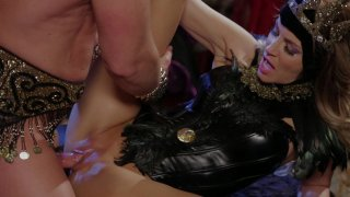 Streaming porn video still #7 from Snow White XXX: An Axel Braun Parody