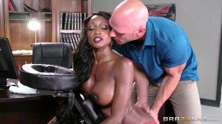 Streaming porn video still #2 from Rubbing Down A Horny Slut