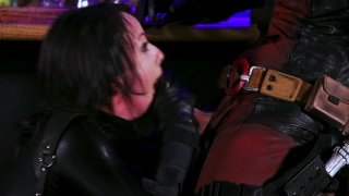 Streaming porn video still #9 from Deadpool XXX: An Axel Braun Parody