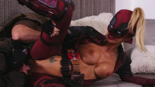 Streaming porn video still #2 from Deadpool XXX: An Axel Braun Parody