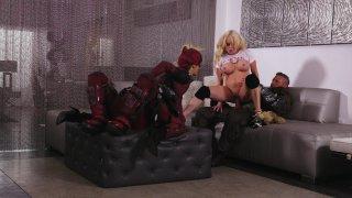 Streaming porn video still #8 from Deadpool XXX: An Axel Braun Parody