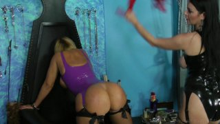 Streaming porn video still #3 from Strap-On Sluts 3