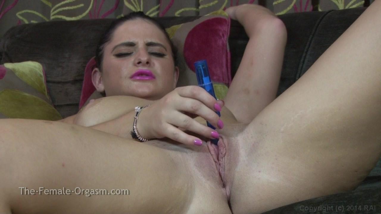 Female orgasm pick