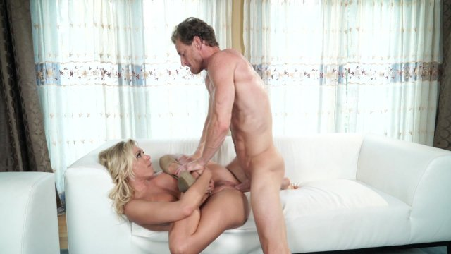Hot MILF Katie Morgan Enjoys a Big Dick