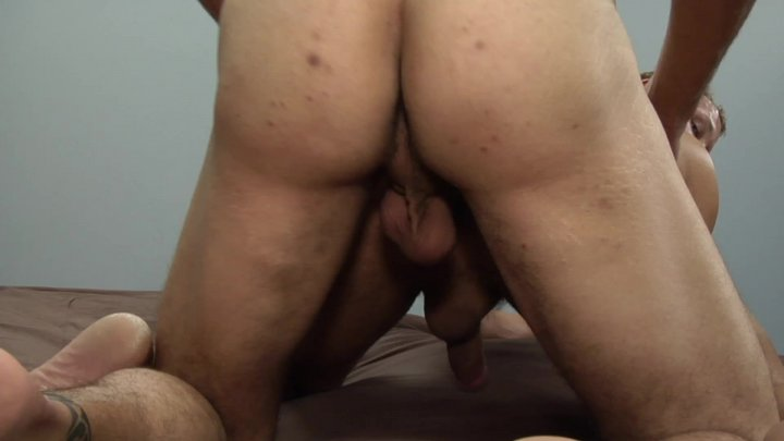 Streaming porn video still #1 from Barebacking Fuckbuddies 2
