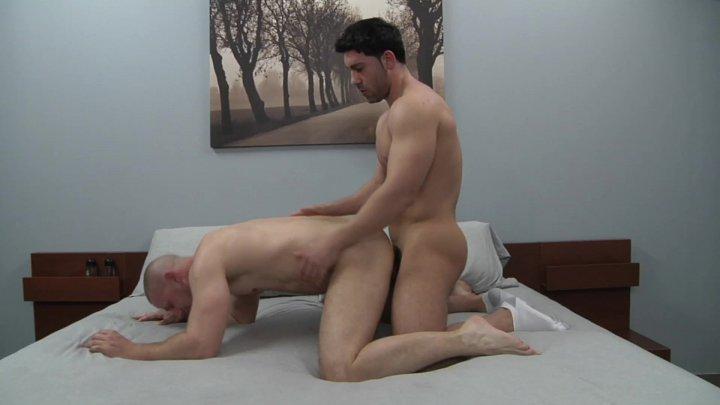 Streaming porn video still #2 from Barebacking Fuckbuddies 2