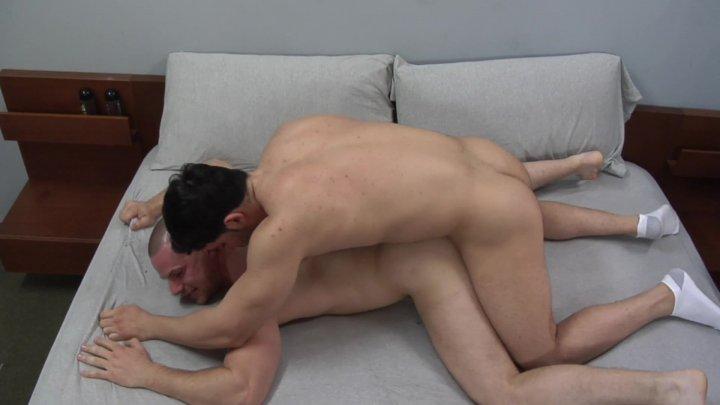 Streaming porn video still #1 from Barebacking Fuckbuddies 2