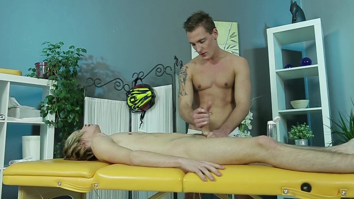 Streaming porn video still #3 from Schoolboy Threesome