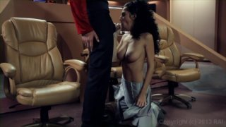 Streaming porn video still #3 from Star Trek The Next Generation: A XXX Parody