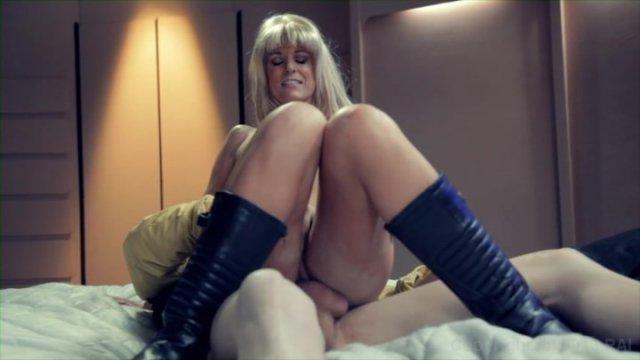 Streaming porn video still #4 from Star Trek The Next Generation: A XXX Parody