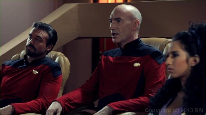 Parody next trek xxx star generation a the Star Trek