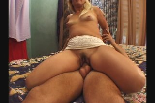 Streaming porn scene video image #5 from Beautiful mother drilled by her nasty son