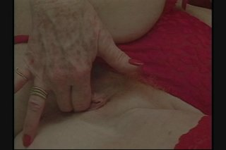 Streaming porn scene video image #1 from Granny gets her pussy shaved and fucked by own nephew
