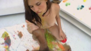 Streaming porn video still #6 from Nasty Gapes Obsession