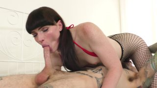Streaming porn video still #9 from Transsexual Addiction 3