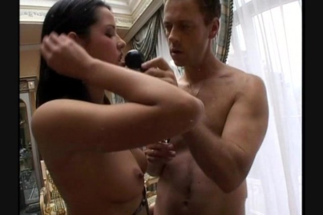 Streaming porn video still #1 from Rocco's Best Reverse Gangbangs