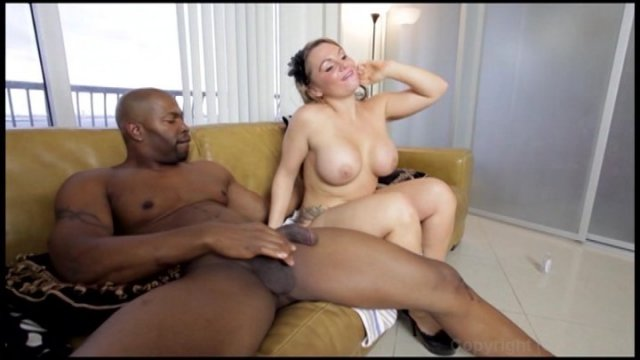 Flava gets fucked hard by two men and she loves every minute of it