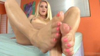 Streaming porn video still #2 from Virtual Footjobs