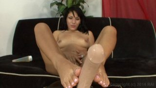 Streaming porn video still #4 from Virtual Footjobs