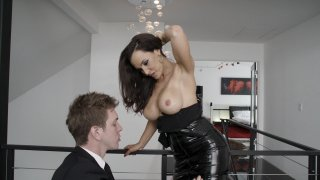 Streaming porn video still #4 from Lisa Ann: Back 4 Even More
