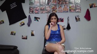 Streaming porn video still #1 from Gangbang Creampie: Double Penetrated