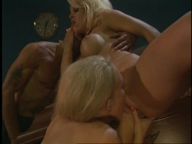 Streaming porn video still #12 from Older Sisters Snacking On Snatch