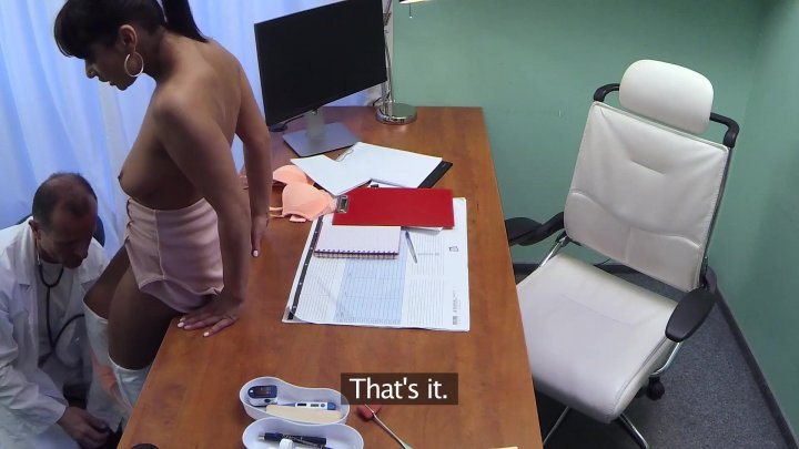 Streaming porn video still #4 from Orgasmic Check-Up