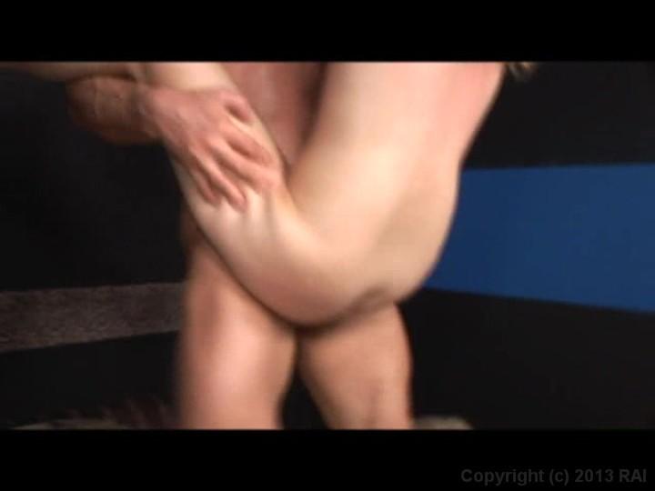 strange naked ass pussy
