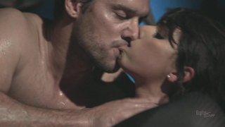 Streaming porn video still #8 from Bound To Cum