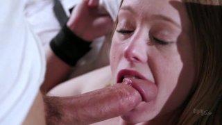 Streaming porn video still #4 from Bound To Cum